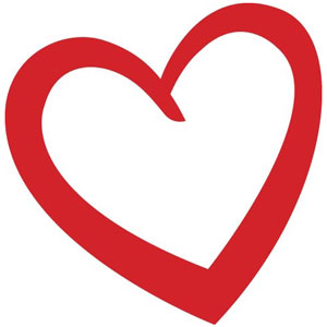 House of Charity Heart, to give, contribute, feed, house, empower with a heart of charity