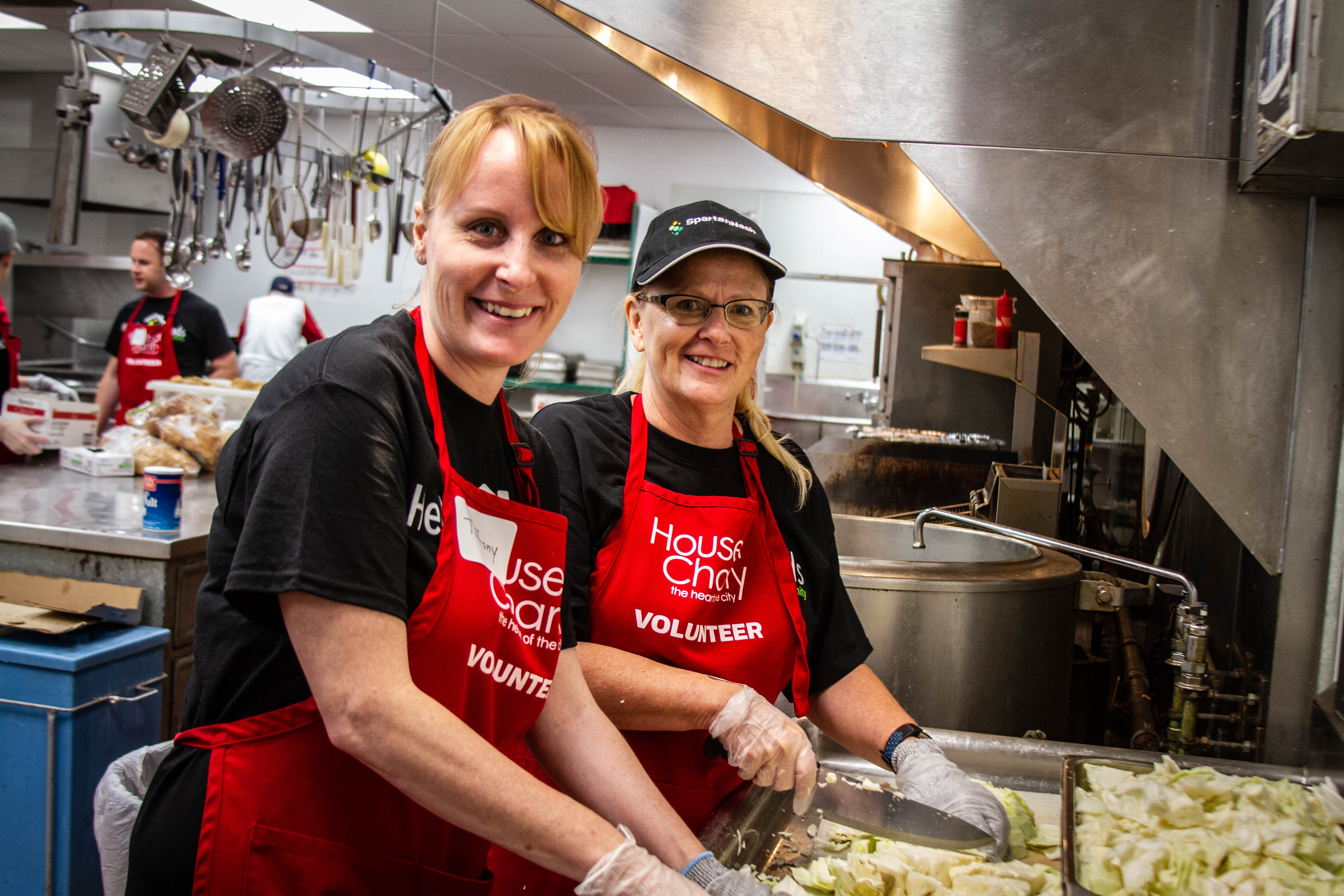 Free Public Meals - House of Charity