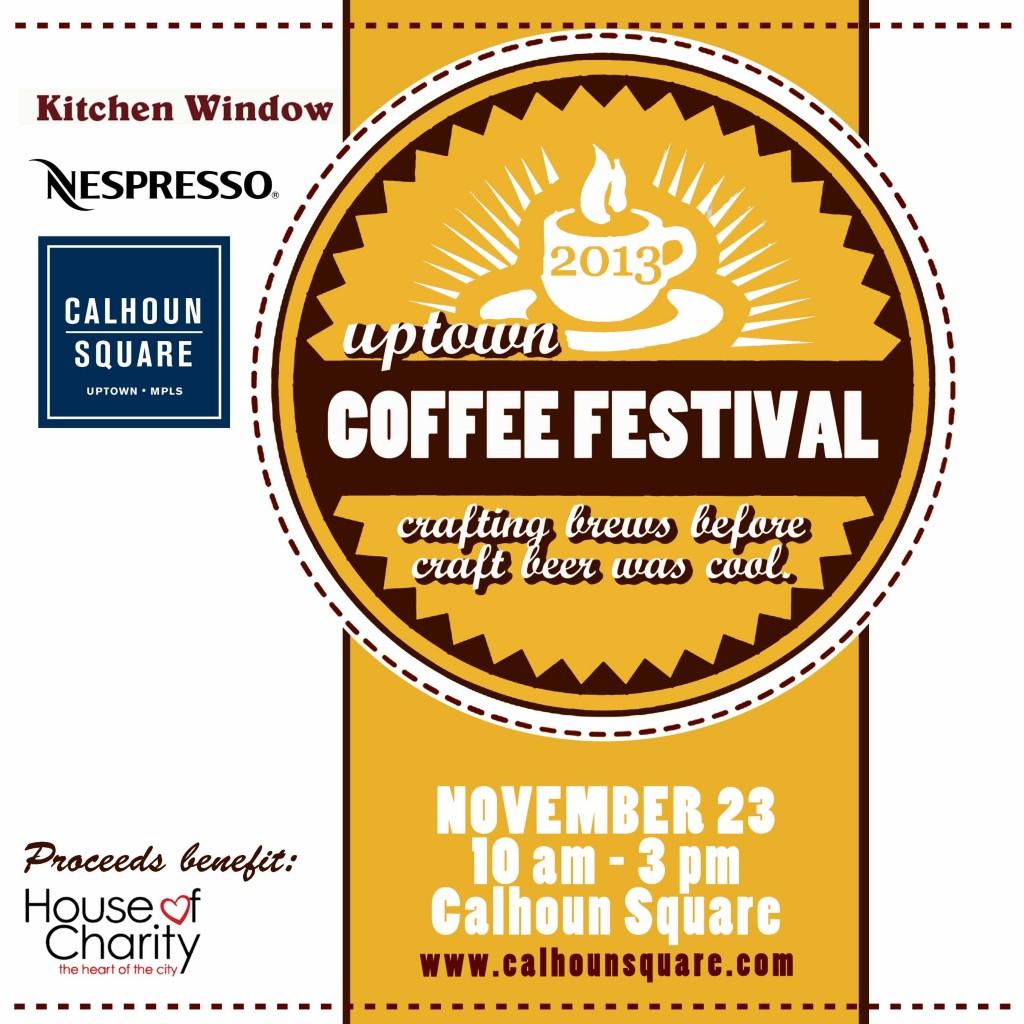 Kitchen Window Uptown Coffee Festival 2016
