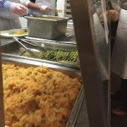 serving food every day at House of Charity